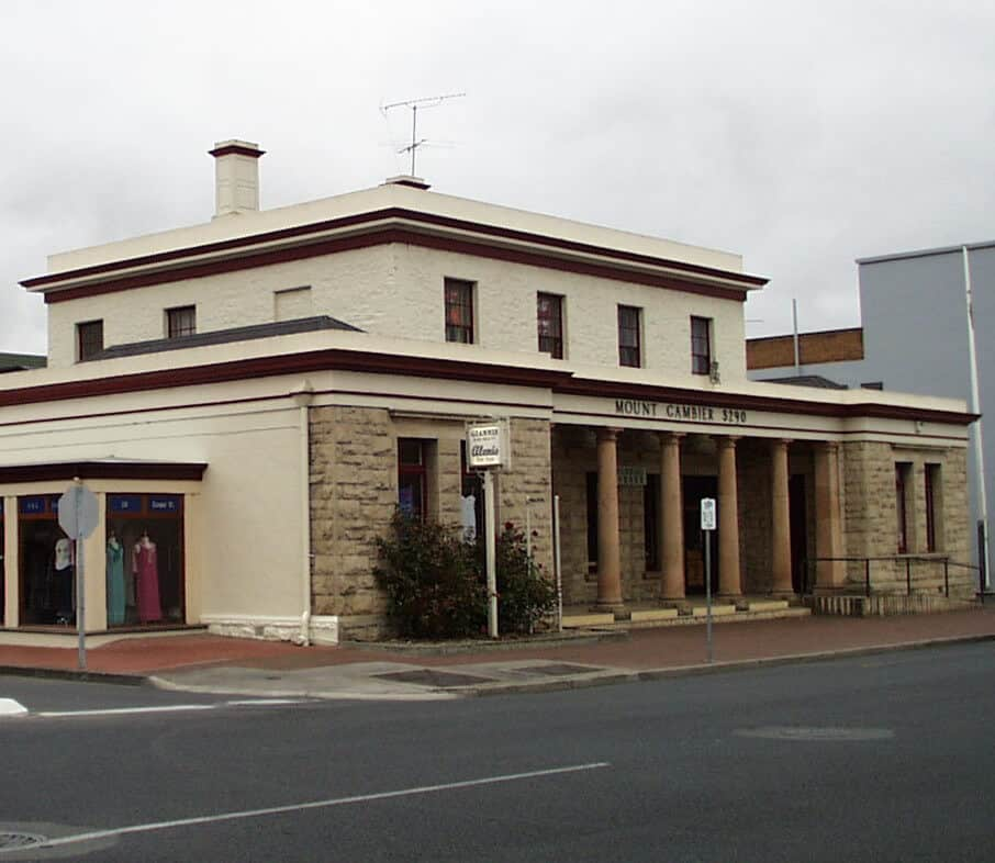 Total Design and Drafting Commercial design - Old Post Office Mount Gambier