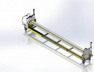 Engineering Design - fabric trolley