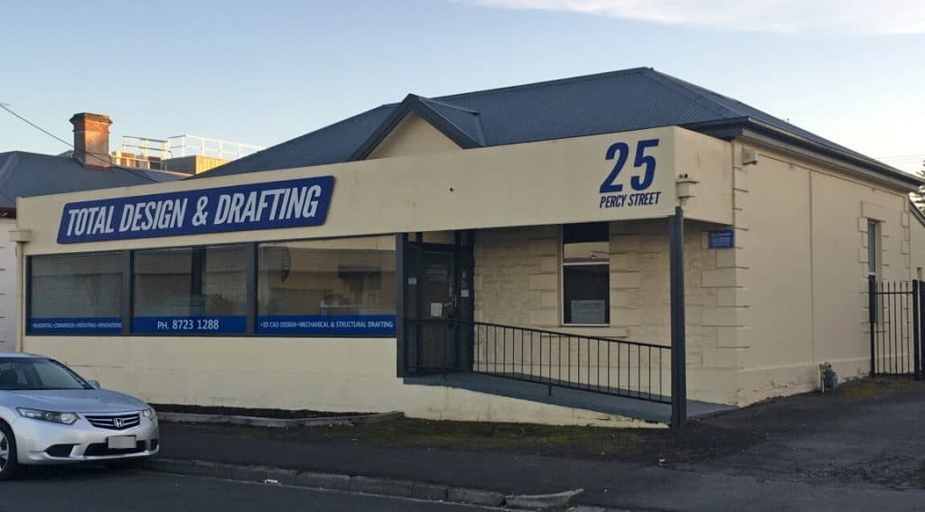 Total Design and Drafting office Mount Gambier